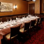 Ruth Chris Private Dining Room