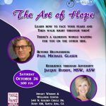 The Art of Hope Promo Site