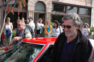 SurCon 2013: David Soul and Paul Michael Glaser prepare to give ride winners their dream come true